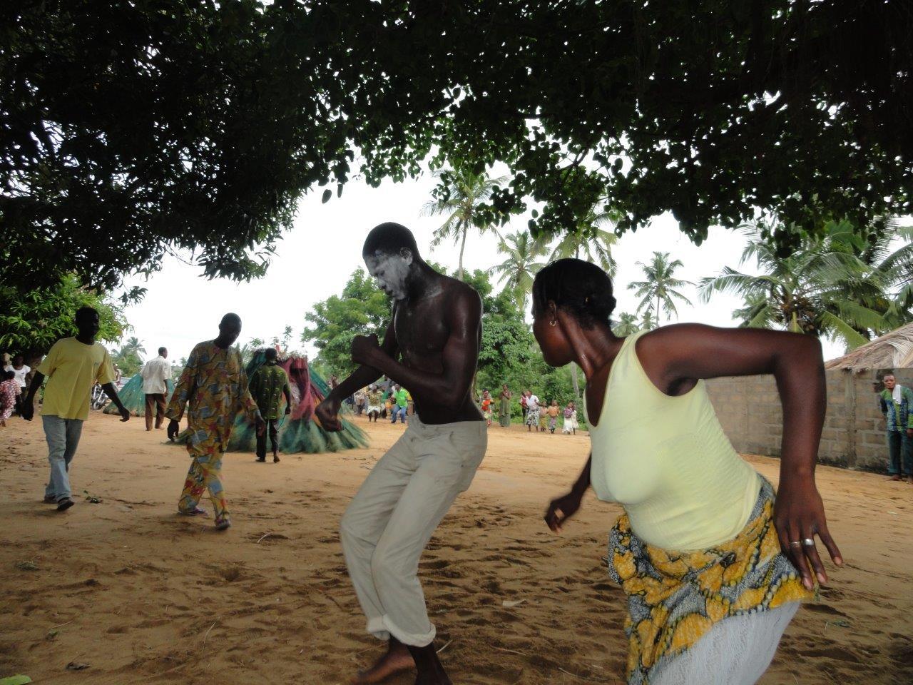 Week 9 South Benin Voodoo ritual 076 – Double Dutch World Safari